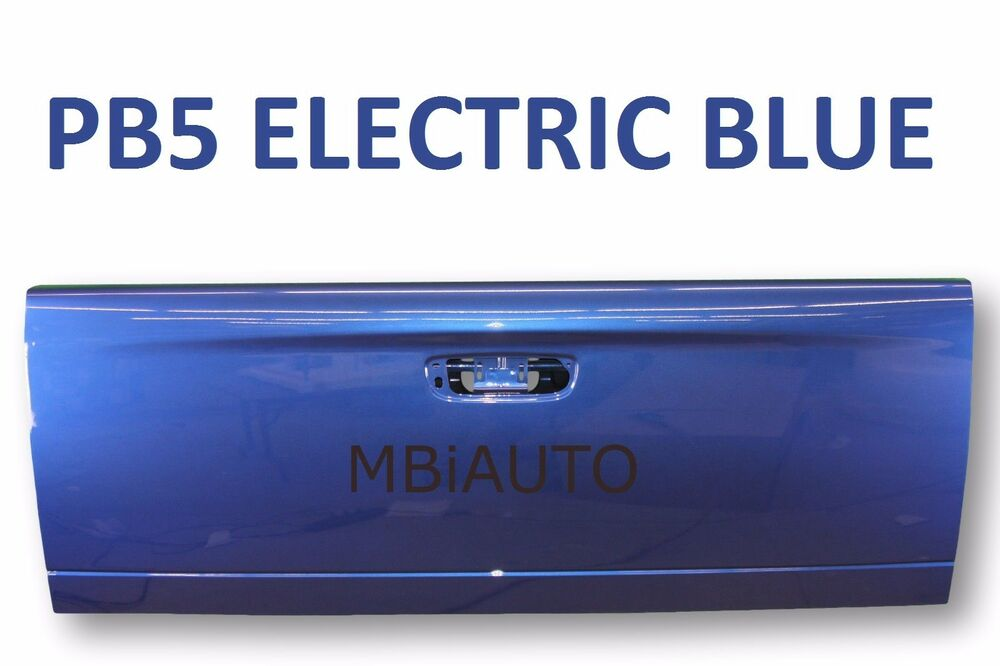 NEW *Painted PB5 Blue* Tailgate For 2002-2009 Dodge Ram