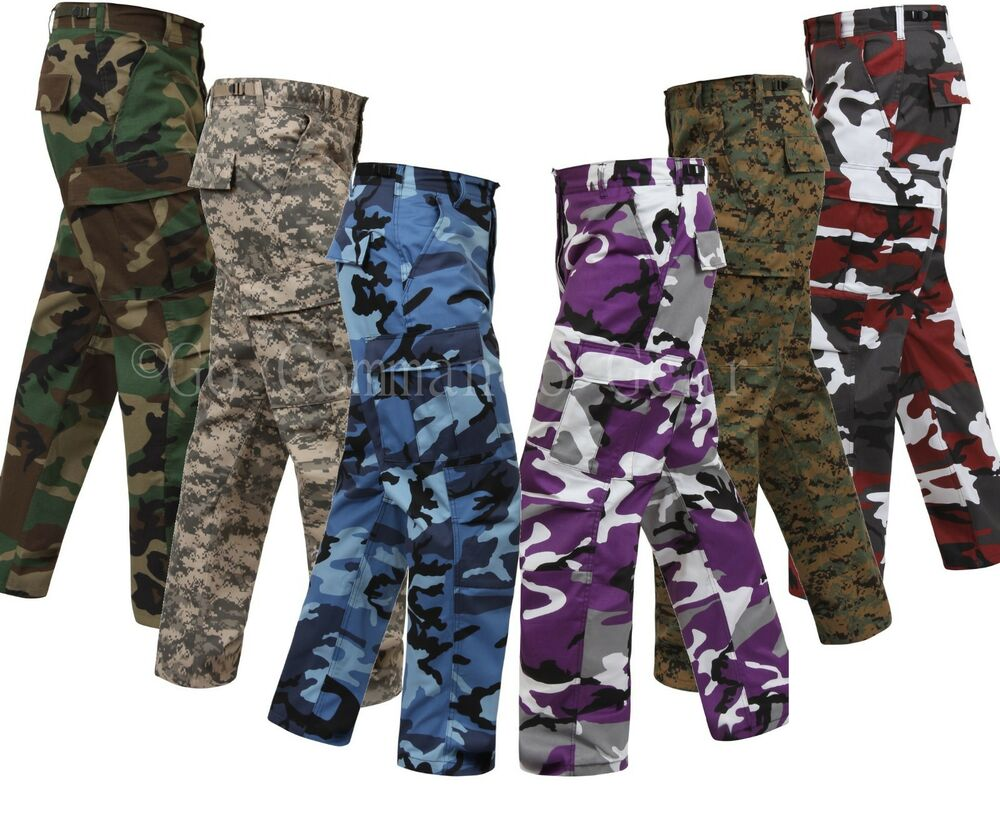 Awesome WOMEN39S Vintage Paratrooper Fatigues BDU Military LADIES Cargo Pants