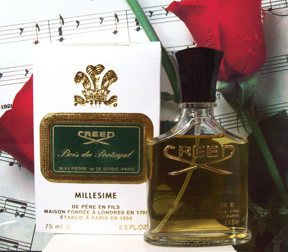 creed bois du portugal millesime spray 2 5 oz nib ebay. Black Bedroom Furniture Sets. Home Design Ideas
