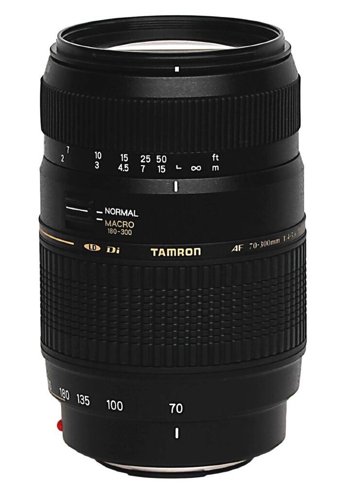 tamron ld a17 70 300 mm f 4 0 5 6 ld af di lens for. Black Bedroom Furniture Sets. Home Design Ideas