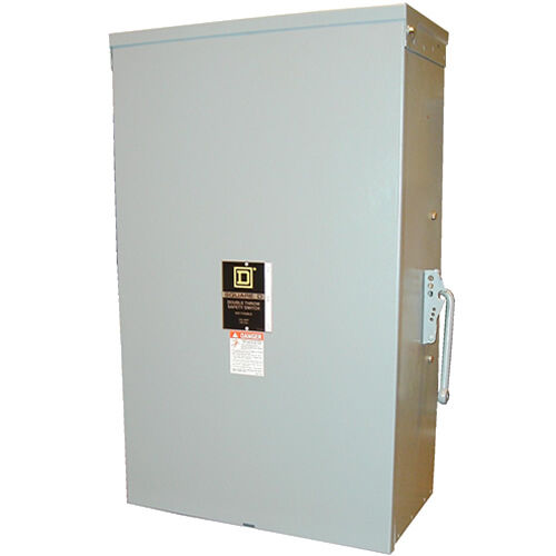 Winco 200 Amp 3 Phase Outdoor Manual Transfer Switch | eBay
