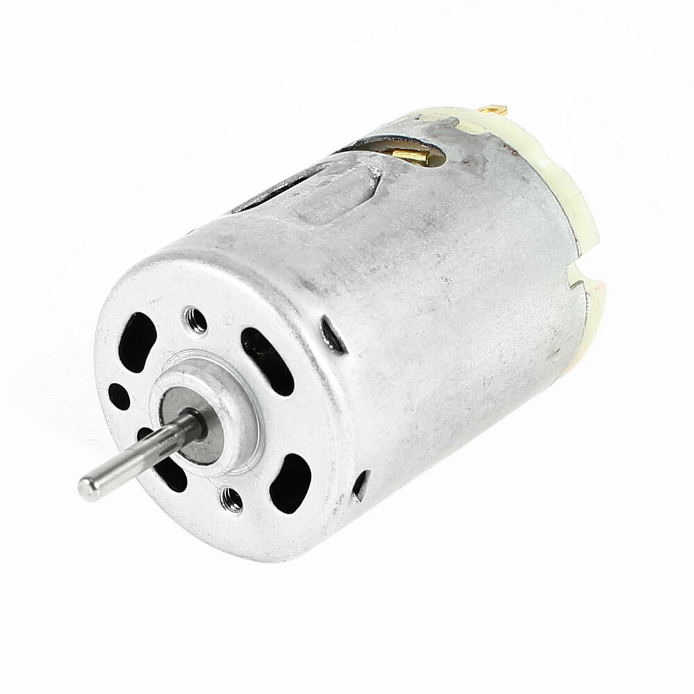 Dc 12v 10000rpm shaft magnetic electric motor for Electric motor shaft repair