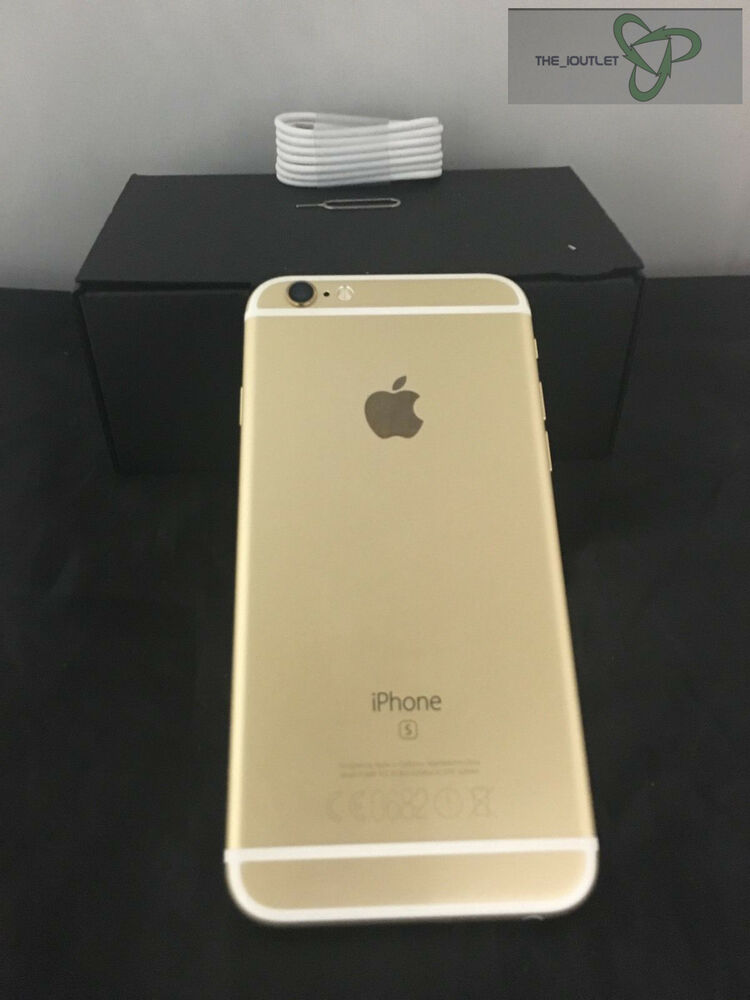 iphone 6s plus apple apple iphone 6s 16 gb gold unlocked grade a 8715