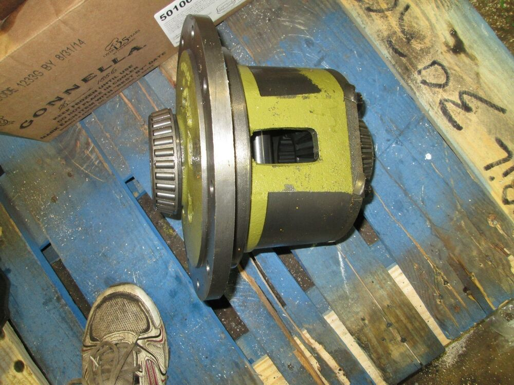 Tractor Differential Lock 4243 : John deere differential r non diff lock