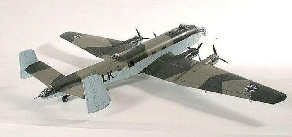 junkers ju 290 maritime patrol heavy bomber aircraft wood model large new ebay. Black Bedroom Furniture Sets. Home Design Ideas