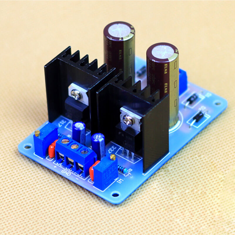 how to make dual power supply