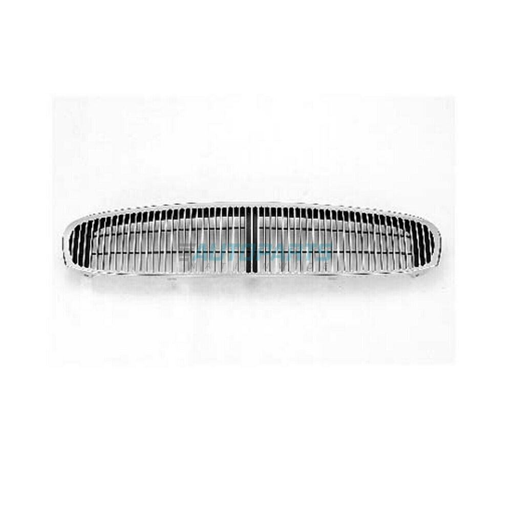 NEW FRONT GRILLE WITHOUT BUICK LOGO FITS 1997-2004 BUICK