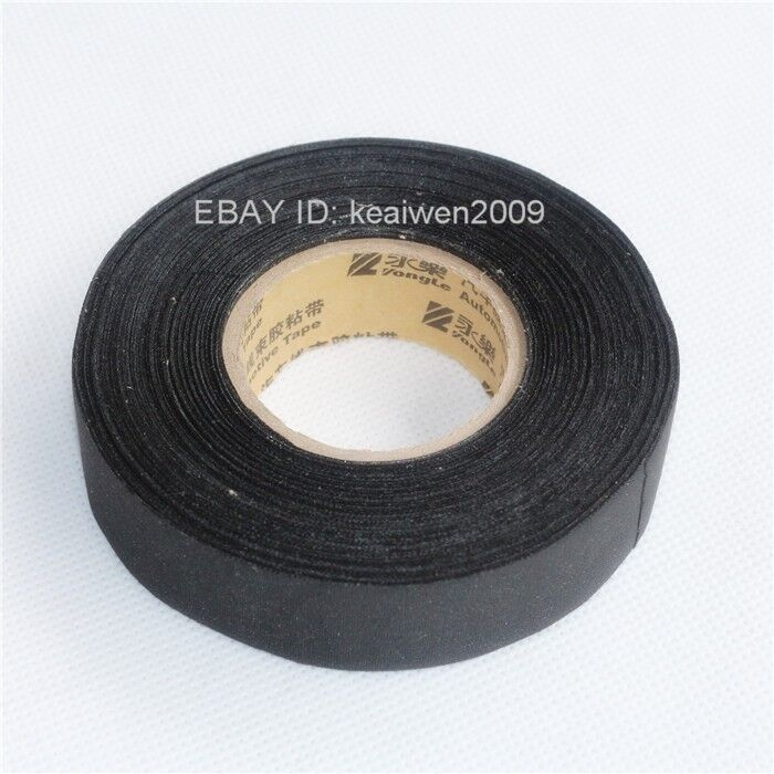 Pcs wiring loom harness adhesive cloth fabric tape mm