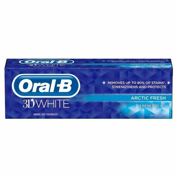 Best Oral-B Whitening Toothpaste Options If you are willing to go the extra mile to ensure the best teeth whitening toothpaste works best for you, consider how the revolutionary Crest 3D White Brilliance 2 Step Toothpaste can brilliantly whiten your smile.