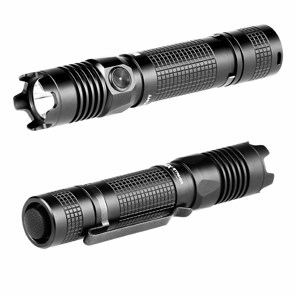 olight m1x striker 1000 lumens led flashlight side tail switches m18 upgrade ebay. Black Bedroom Furniture Sets. Home Design Ideas