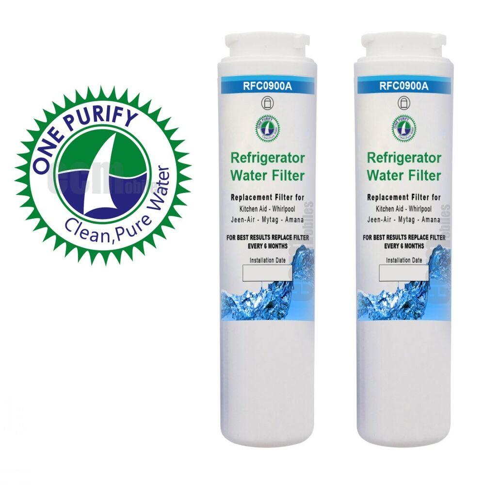 how to change water filter on maytag french door refrigerator