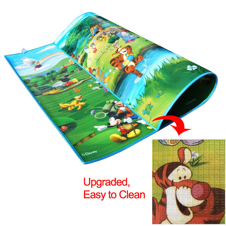 Baby Toy Rug: New Pooh Baby Kids Foam Play Mat Carpet Playmats Blanket