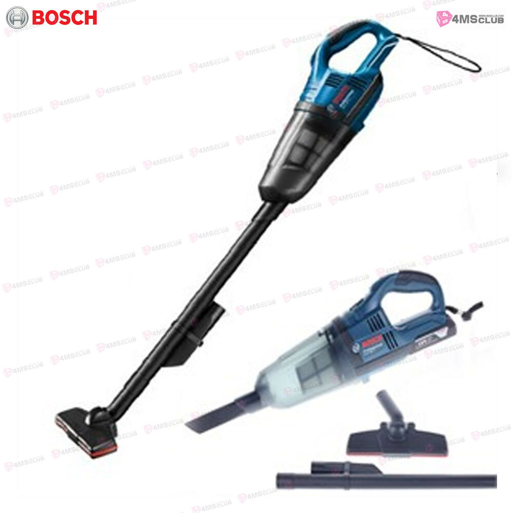 bosch gas 18v li professional versatile extractor handy vacuum cleaner solo ver ebay. Black Bedroom Furniture Sets. Home Design Ideas