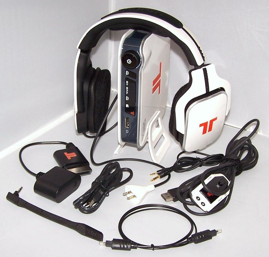 mad catz tritton ax 720 v1 5 gaming headset 7 1 dolby for. Black Bedroom Furniture Sets. Home Design Ideas