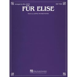 Kyпить Fur Elise Sheet Music Easy Piano Solo NEW Beethoven 000350696 на еВаy.соm