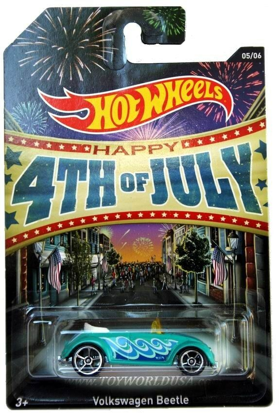 Toys From Kroger : Hot wheels kroger exclusive happy th of july