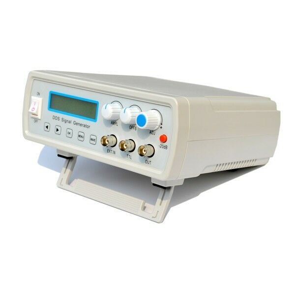Amplifier Frequency Counter : Mhz dds function signal generator carrier debugging