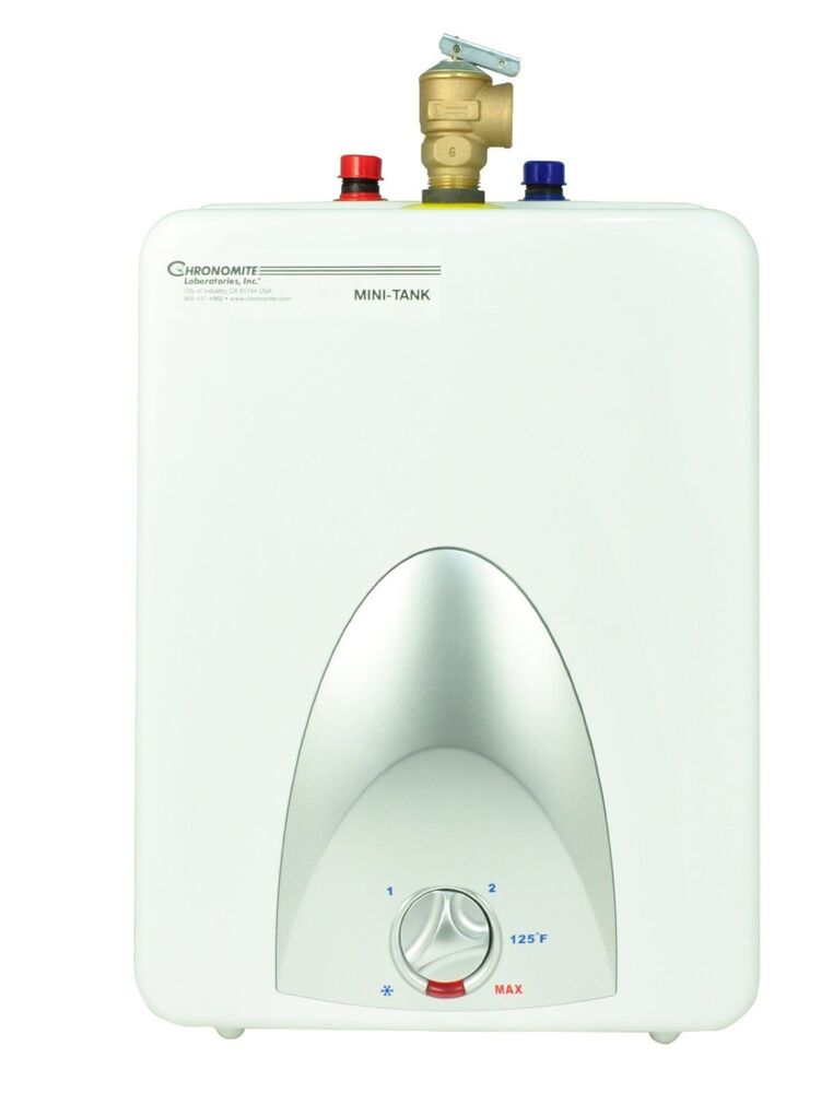 Ariston 2.5 gallon electric point of use water heater manual