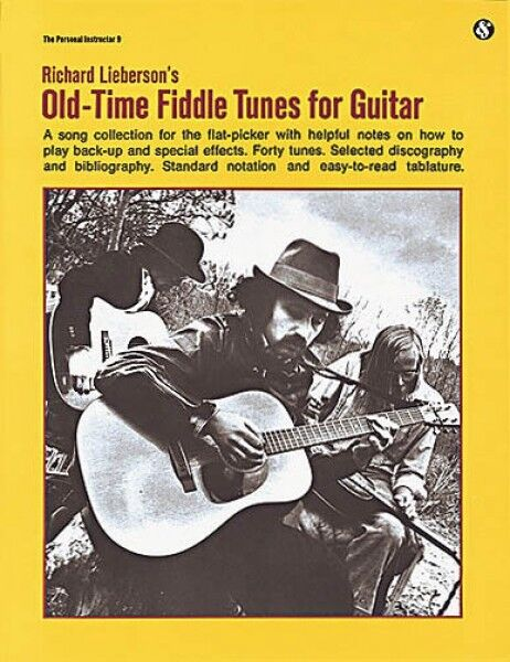 Old time fiddle tunes for guitar sheet music book new for Old house tunes