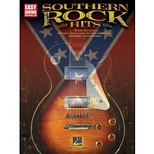 Southern Rock Hits Sheet Music Easy Guitar Book NEW 000702285