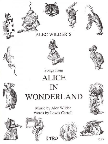 an interpretation of lewis carolls alice in wonderland Interpretation of alice in wonderland the white rabbit represents the poker chips, alice is the gambler, the card soldiers are  ocean and lure them to go on land to interact with them.