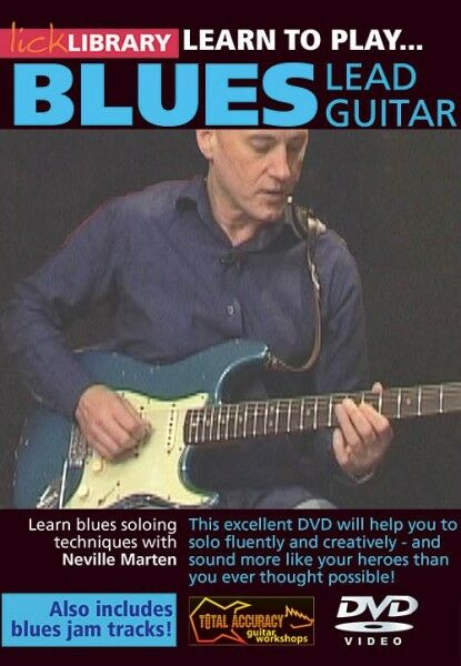 Learn blues lick