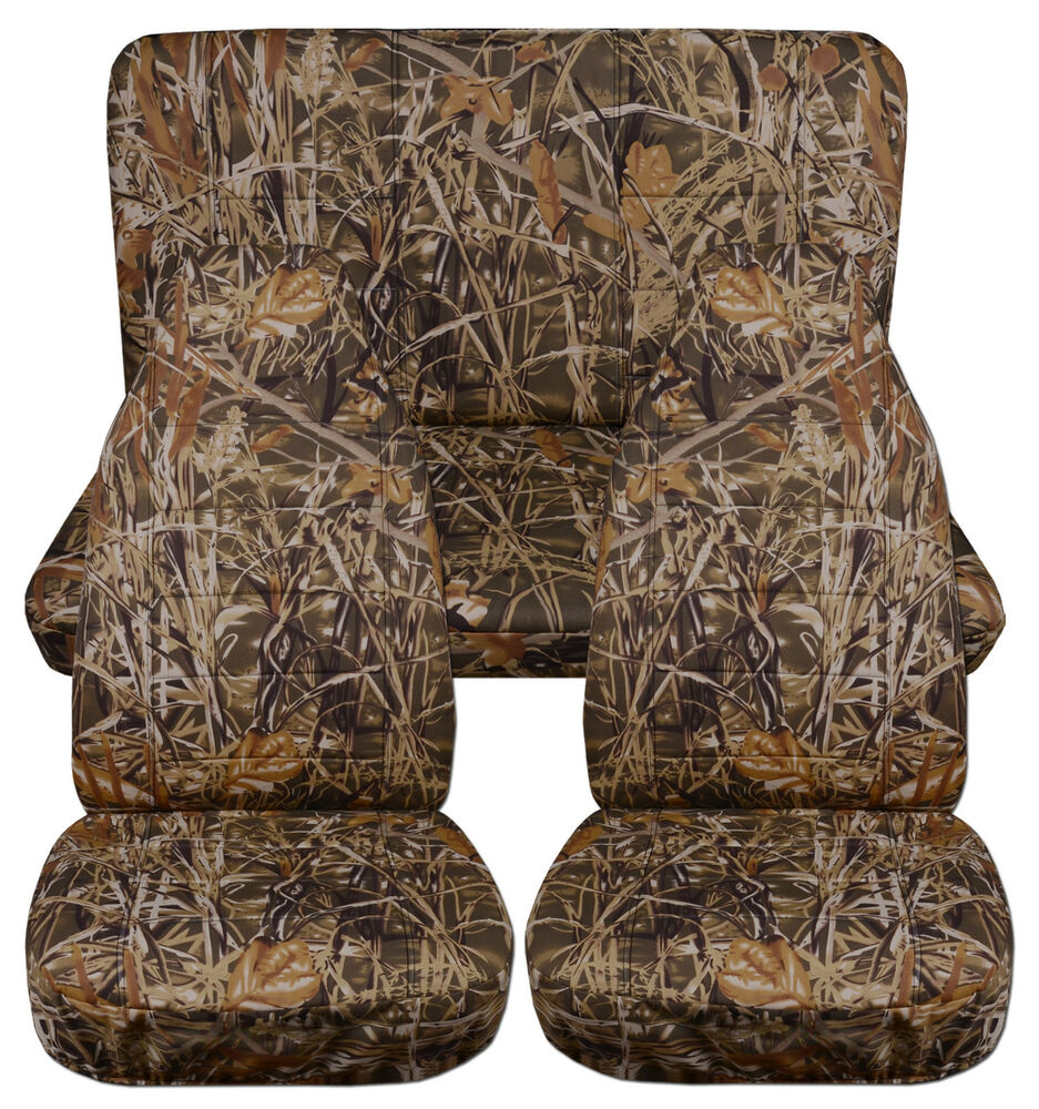 Jeep Wrangler Yj Seat Covers
