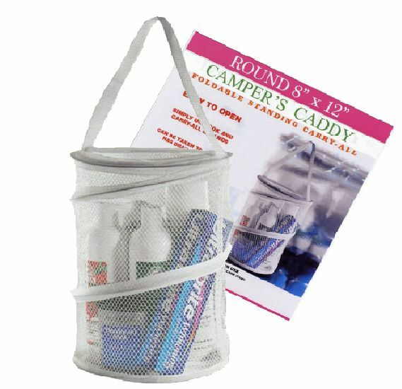 Dorm Bathroom Caddy: Dorm Shower Caddy Tote Mesh *Free S&H*