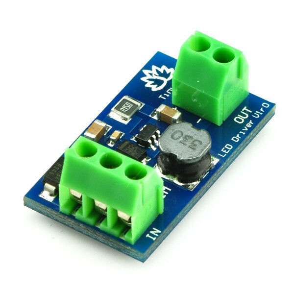 Tinysine led dimmer constant current driver module for