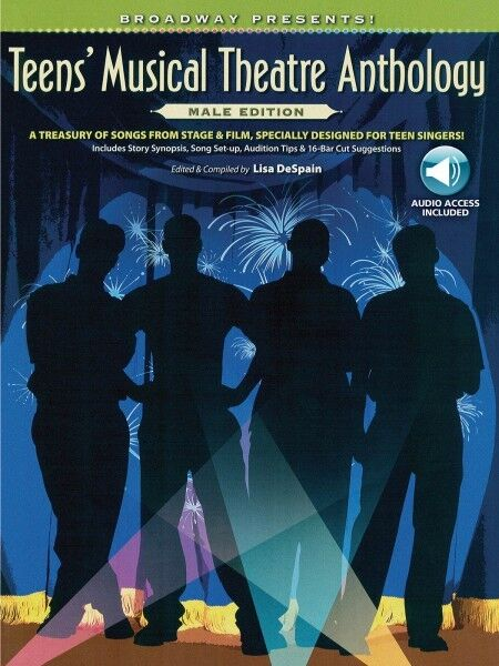 Anthology collection musical teen theater vocal