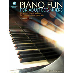 Kyпить Piano Fun for Adult Beginners  - Book and Audio - NEW 000296807 на еВаy.соm