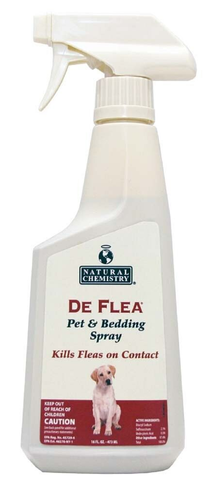 De Flea Dog Kennel