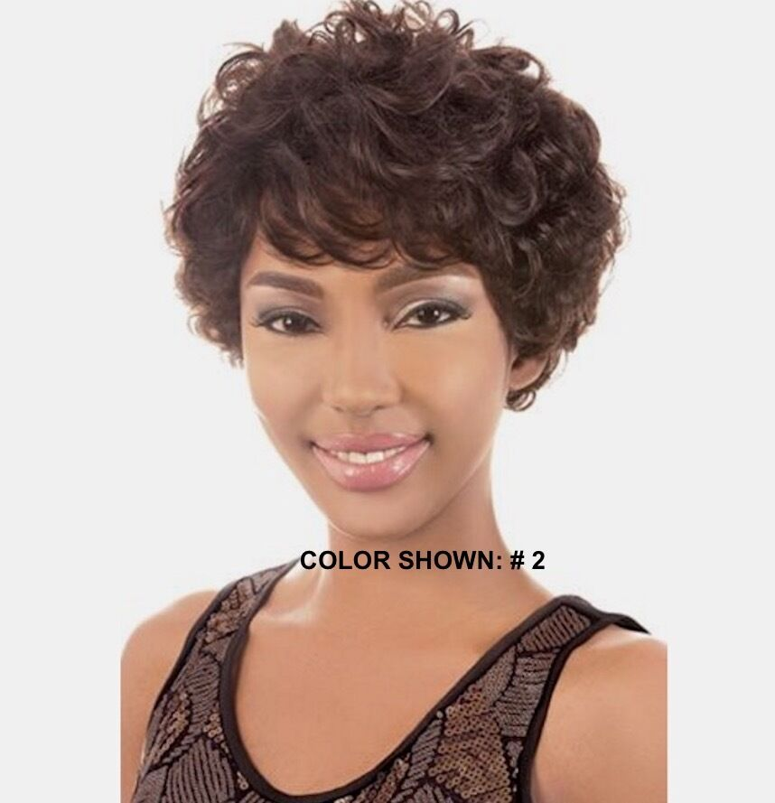 Oradell Motown Tress Hr Emo 100 Human Hair Remy Soft