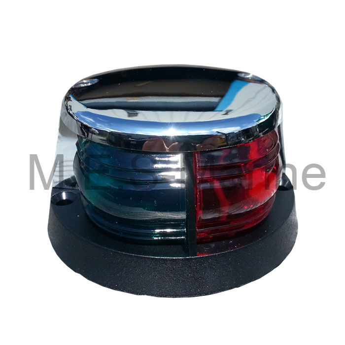Bow light boat navigation lights port starboard bicolour - What side is port and starboard on a boat ...