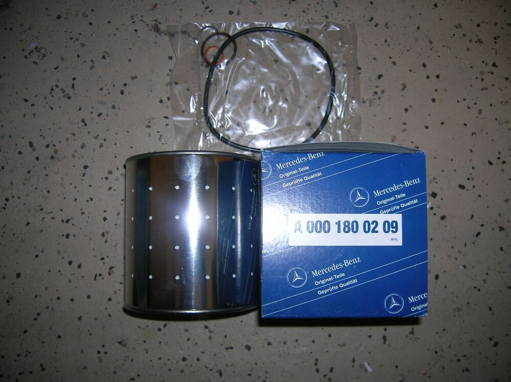 Mercedes benz oil filter for the 200d 220d 240d 300d part for Mercedes benz oil