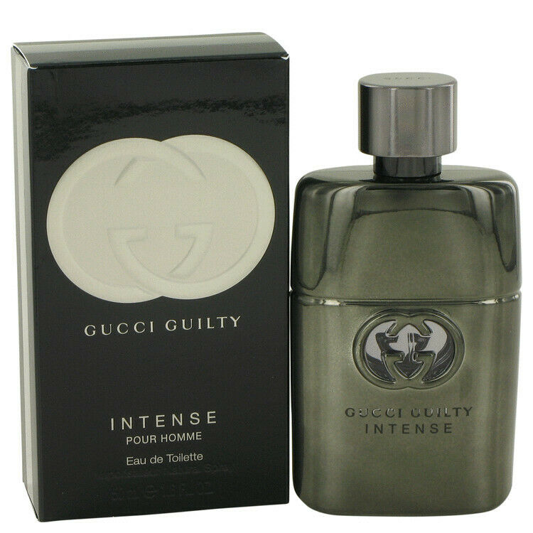 gucci guilty intense by gucci 17 oz edt cologne spray for
