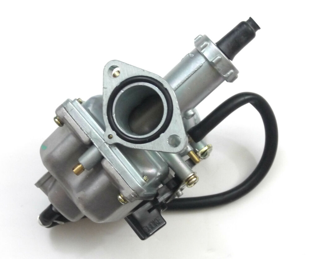 Dirt Bike Carburetor Parts : Pz mm carburetor honda atv dirt bike buggy recon cc