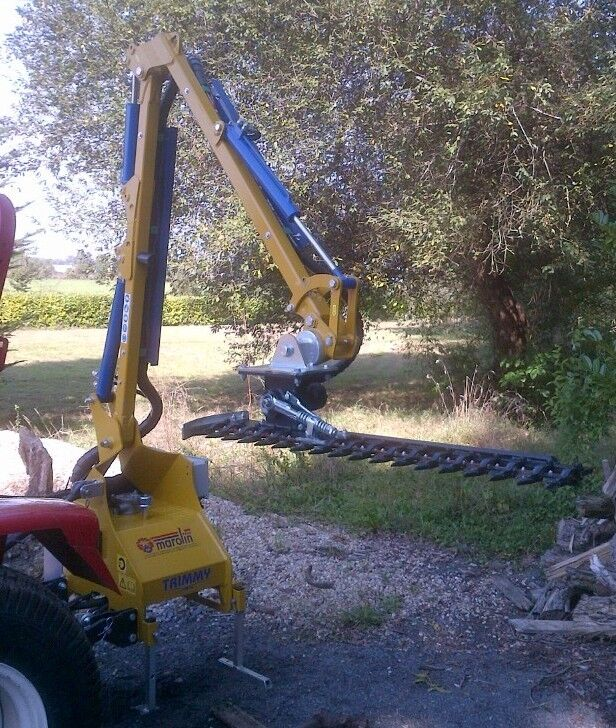 Citrax Trimmy Hedge Verge Cutter For Compact Tractors