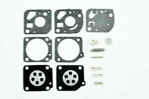 carburetor kit for zama rb 29 compatible with fuel containing up to 25 ethanol ebay. Black Bedroom Furniture Sets. Home Design Ideas