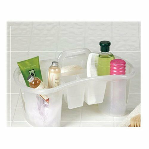 Dorm Bathroom Caddy: Creative Bath Products Shower/Tub Dorm Caddy Tote Storage
