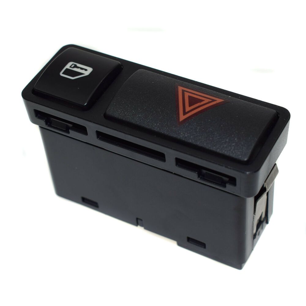 Bmw Z4 Warning Lights: New Emergency Hazard Flasher Light Locking Switch For BMW