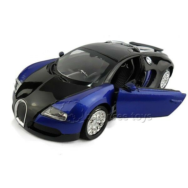 Bugatti Veyron Motor: 1:36 Bugatti Veyron Diecast Alloy Car Model Toy Collection
