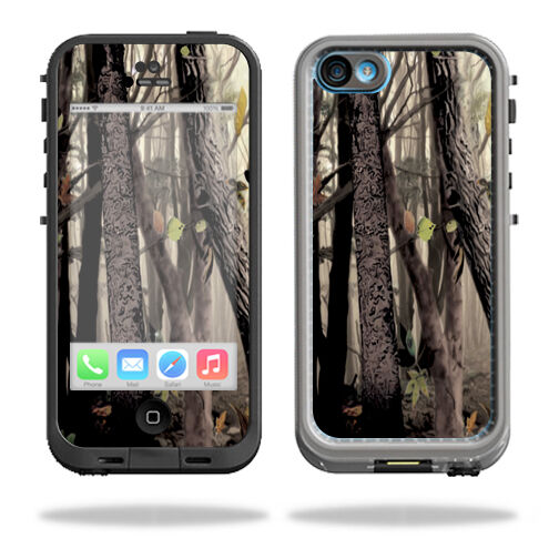 camo lifeproof case iphone 5c skin decal wrap for lifeproof iphone 5c fre tree 16751