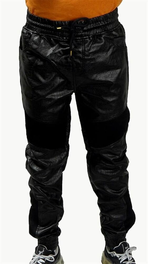 You searched for: mens leather joggers! Etsy is the home to thousands of handmade, vintage, and one-of-a-kind products and gifts related to your search. No matter what you're looking for or where you are in the world, our global marketplace of sellers can help you find unique and affordable options.