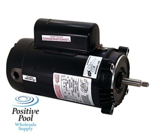 Ao smith century swimming pool pump motor 1hp p n ct1102 for Ao smith pump motor