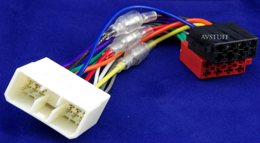 iso wiring harness loom plugs holden commodore vr vs car. Black Bedroom Furniture Sets. Home Design Ideas