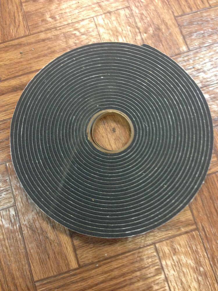 Rv Camper Motorhome Foam Tape 1 4 Quot X 5 8 Quot X 50 Ft Long