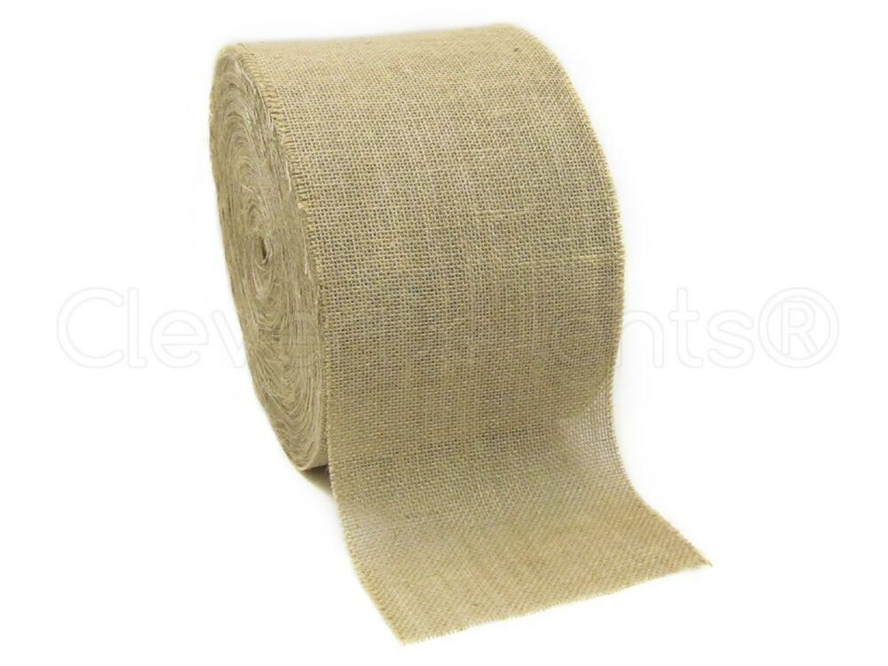8 natural burlap roll 10 yards 8 inch wide jute for What is burlap material