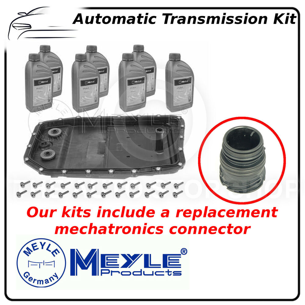 BMW Jaguar Land Rover ZF Automatic Transmission Gearbox