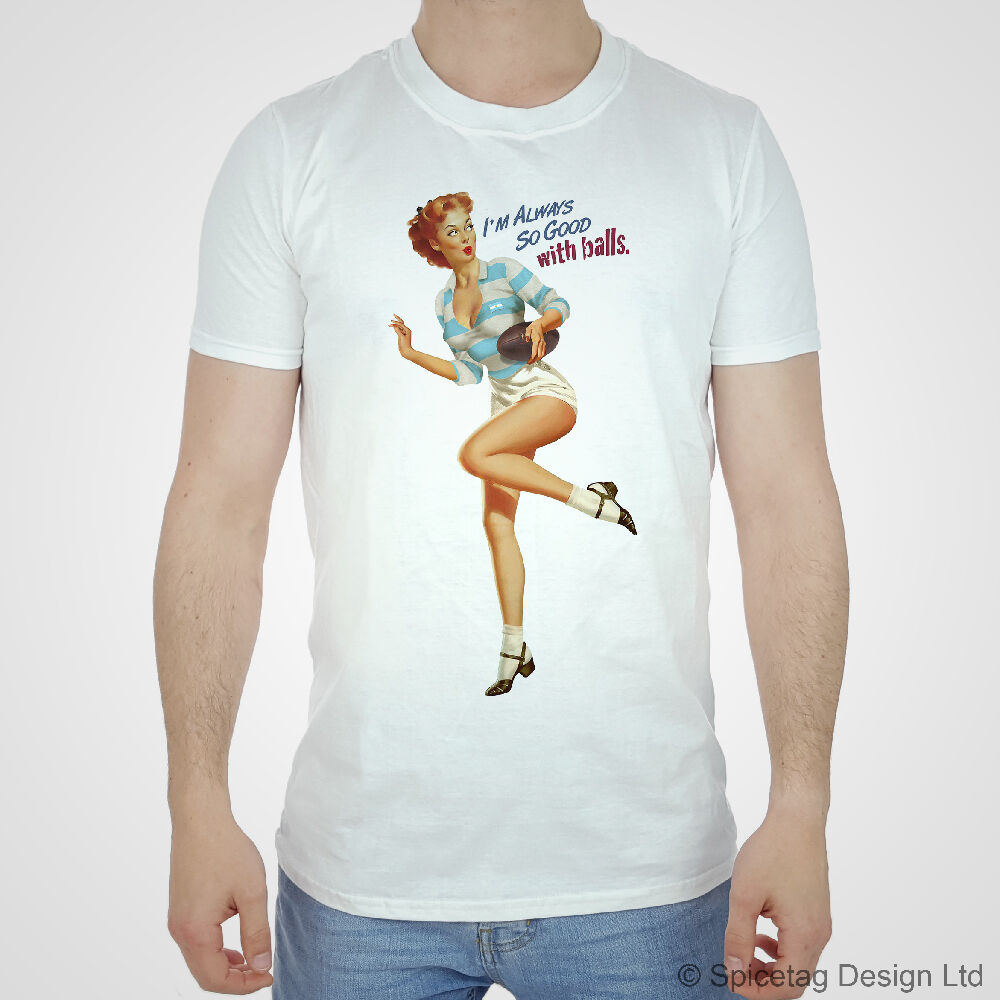 argentina t shirt rugby pin up girl tshirt argentinian 2017 championship autumn ebay. Black Bedroom Furniture Sets. Home Design Ideas